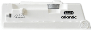 F119D konvektor elektronikus termosztát